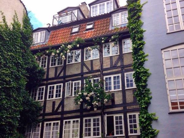 Walking Tour in the old part of Copenhagen