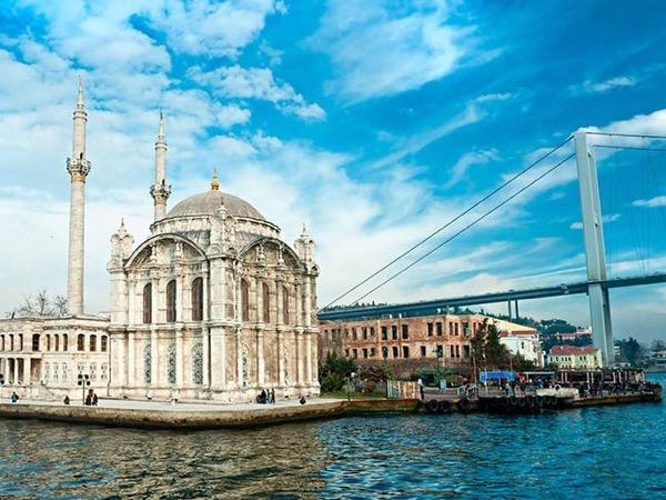 Bosphorus Cruise & Dolmabahçe Palace