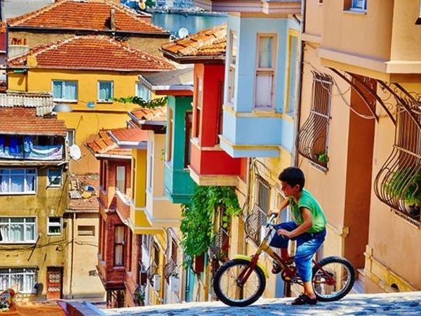 Fener&Balat Walking Tour by Private Guide