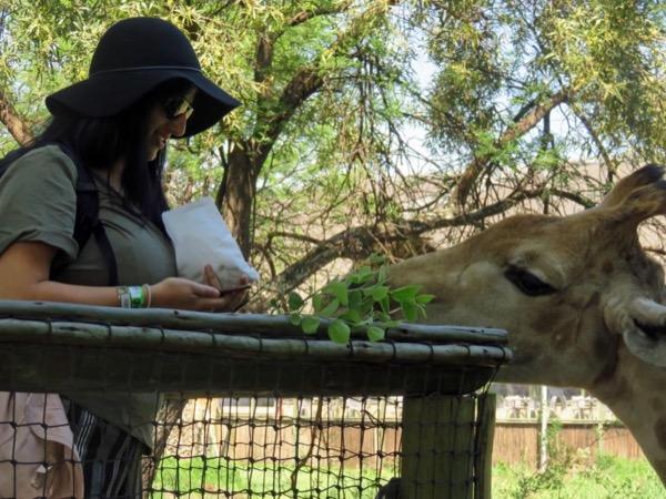 Private tour guide Elna