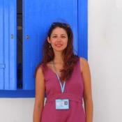 Private tour guide Eleftheria