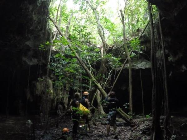 Cave Tour in Playa del Carmen, a total immersion into the Mayan Underworld