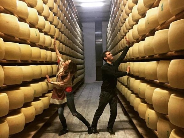A Marriage Made in Heaven: Parmigiano & Traditional Balsamic Vinegar