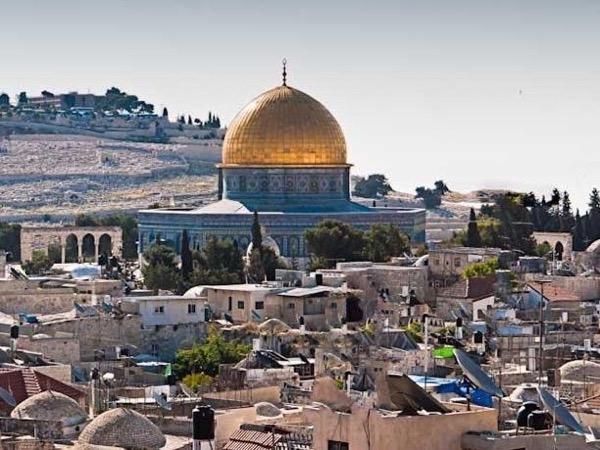 4-Hour-Walking Tour- Old City- Jerusalem