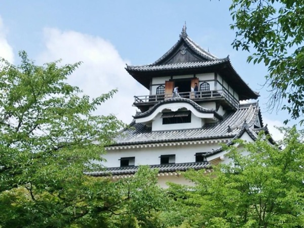 Nagoya Private Tour to National Treasures in Inuyama