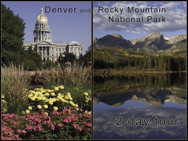 Two Day, Best of Colorado Private Tour