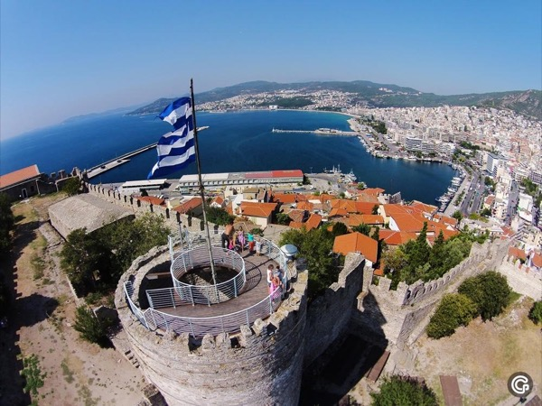 Kavala city highlights private tour