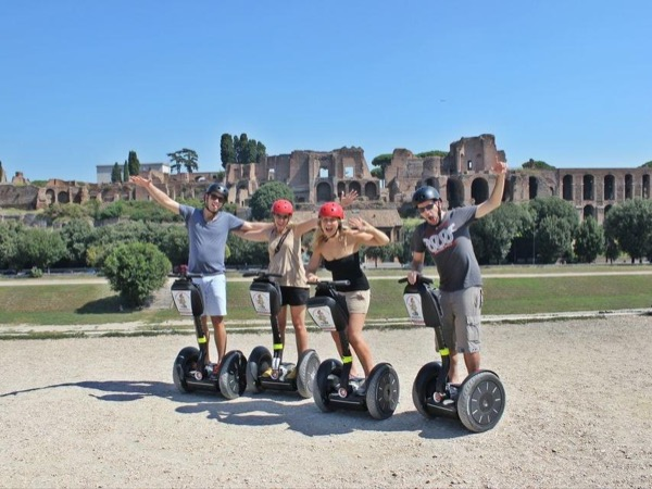 Private Rome by Segway Tour