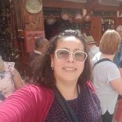 Private tour guide Meryem