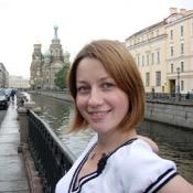 Private tour guide Olga