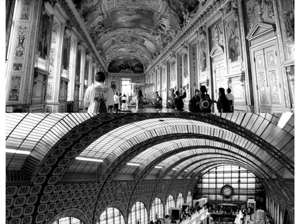 Private tour of the Louvre and Orsay