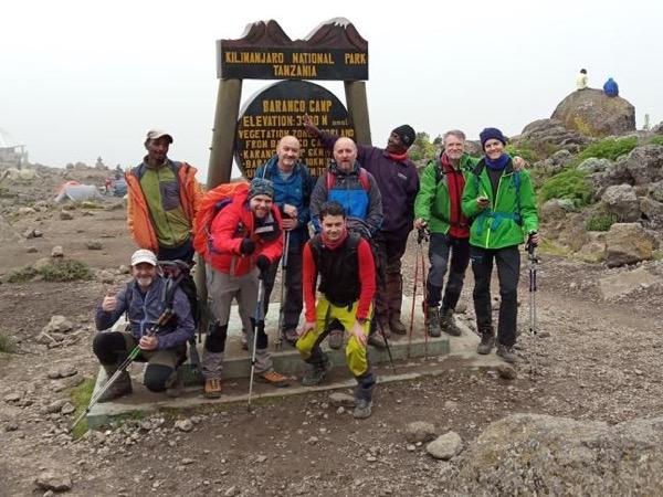 8 Days Tour Kilimanjaro Climb