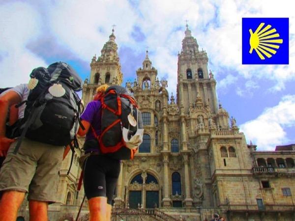Santiago de Compostela and Valença - Day trip
