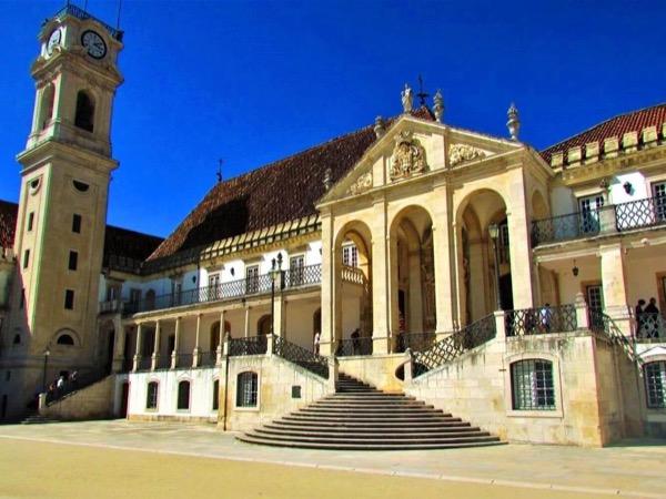 Aveiro and Coimbra Tour