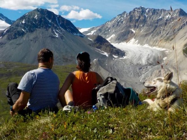 An Excursion from Whitehorse to Samuel Glacier Hike