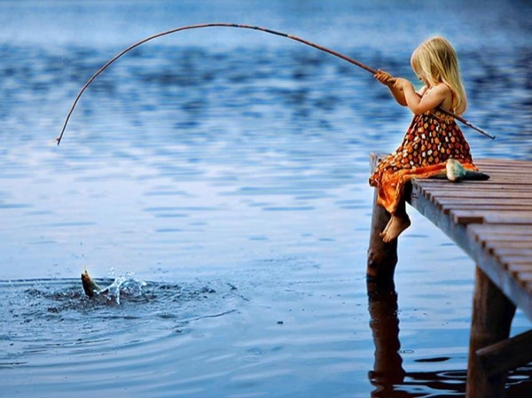 Children's day Fishing, Kayaking, and Boating