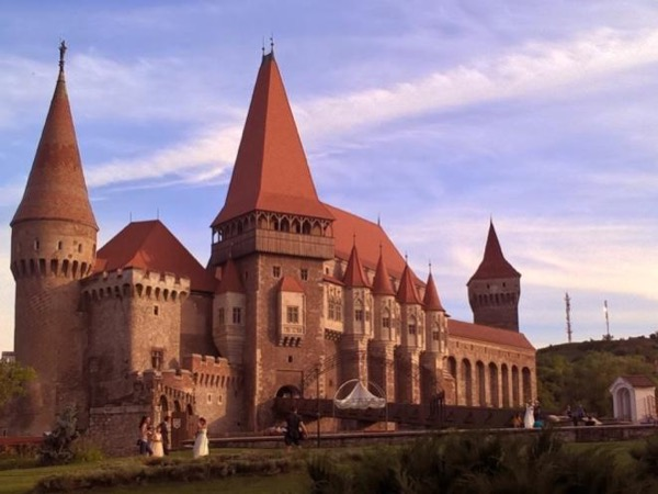 One Day in Transylvania