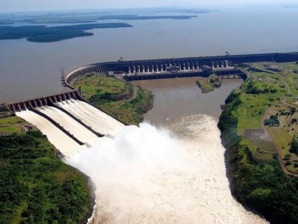 Itaipu Dam - One of the Seven Wonders of Modern Engineering!