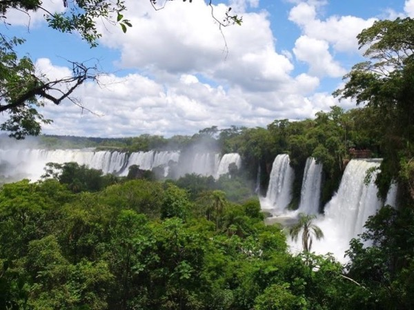 Majestic Argentinean Iguassu Falls Private Guided Tour