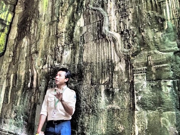 Classical One Day Angkor Tour