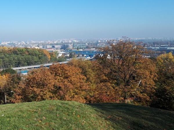 Kraków - The Land of Mounds