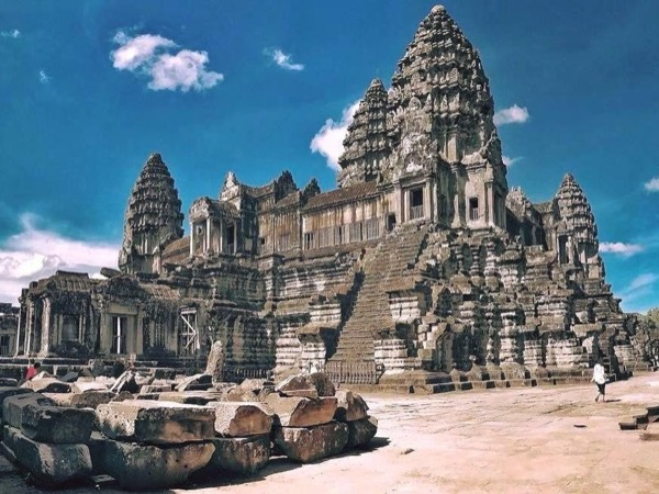 Angkor Wat - Half Day Private Tour