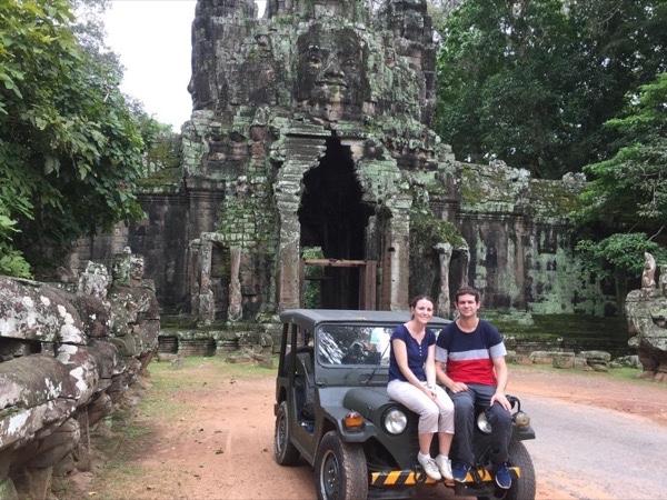 Angkor Jeep Aventura - 1 Dia Tour privado