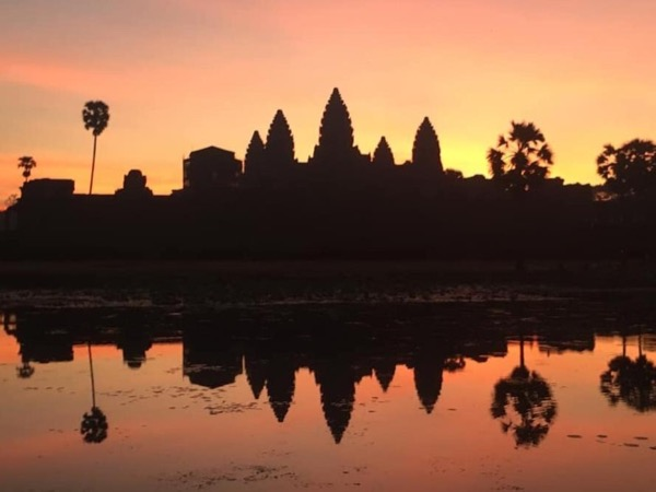 Angkor Amanecer -1 Dia Tour Privado