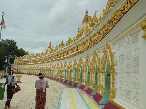 Explore the three ancient capital cities of Myanmar!