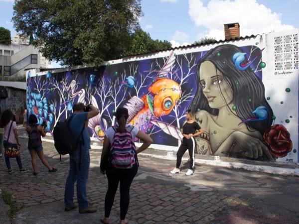 São Paulo Street Art Graffiti Tour