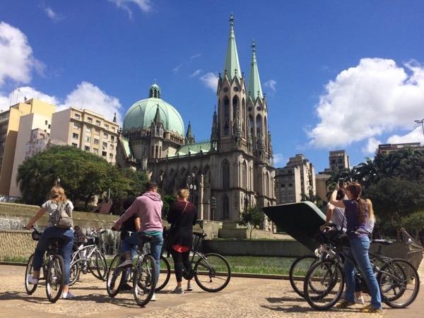 São Paulo Historical Center Bike Tour