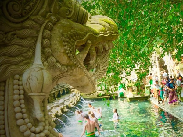 Meet Bali's Fortune Teller & Experience Spiritual Cleansing at Bali Holy Spring Temple