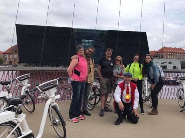 Copenhagen cycling tour