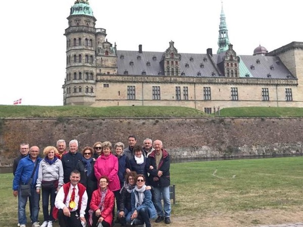 Roskilde and the Castles of Copenhagen by car