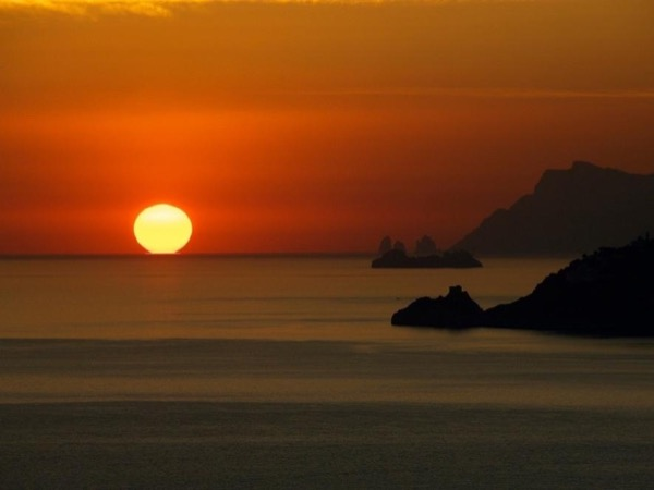 Amalfi Coast Sunset Tour
