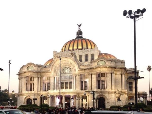 Mexico City Downtown Private Tour