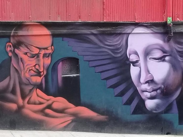 San Antonio Port, Cultural & Historical Valparaiso, transfer to Santiago or viceversa