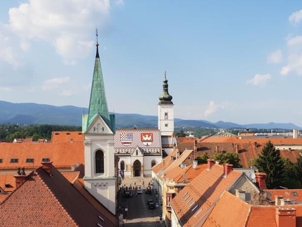 Zagreb on Foot with Delights - Private Tour