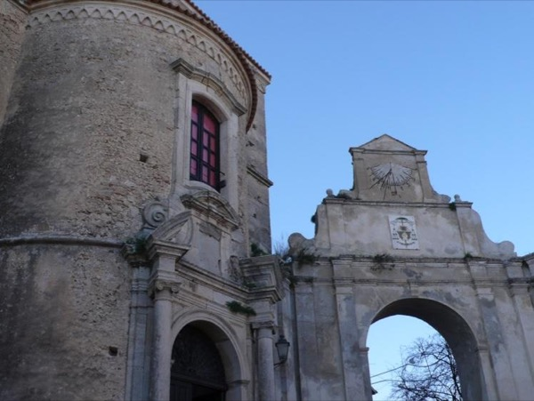 From Reggio to GERACE full day private driving tour