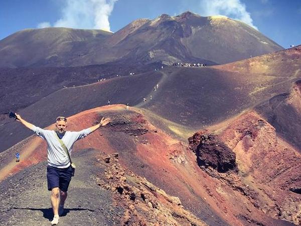 Volcano Etna Grand Tour