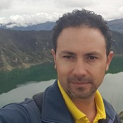 Private tour guide Juan Pablo