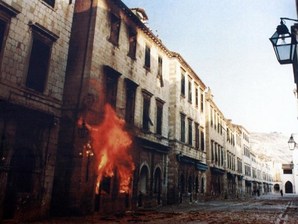 End of Yugoslavia and Homeland War In Dubrovnik