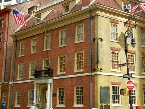 Tour of Colonial New Amsterdam