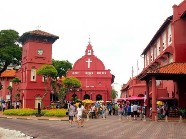Melaka, Unesco Heritage Site