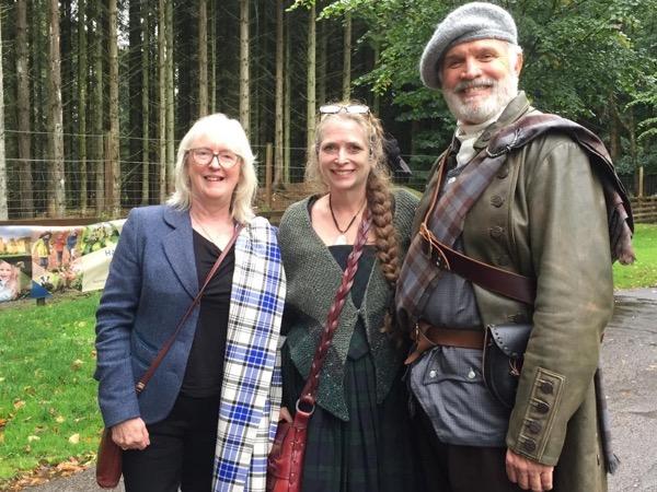 Private tour guide Susan