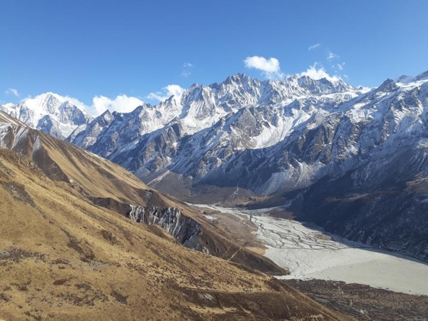 Langtang valley trek private tour