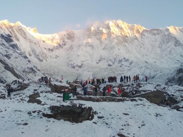 Annapurna base camp trek private tour