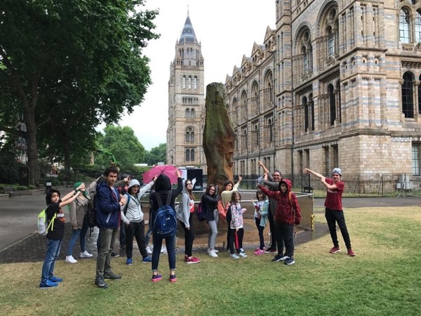 A Day At The Museum | Natural History Museum London