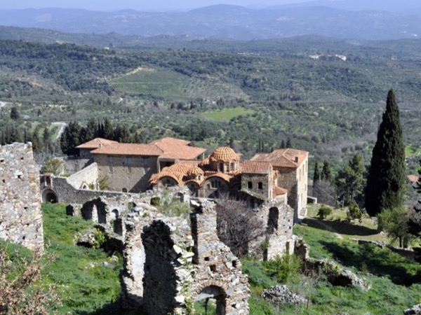 Sparta & Byzantine Mystras - Day Tour from Athens