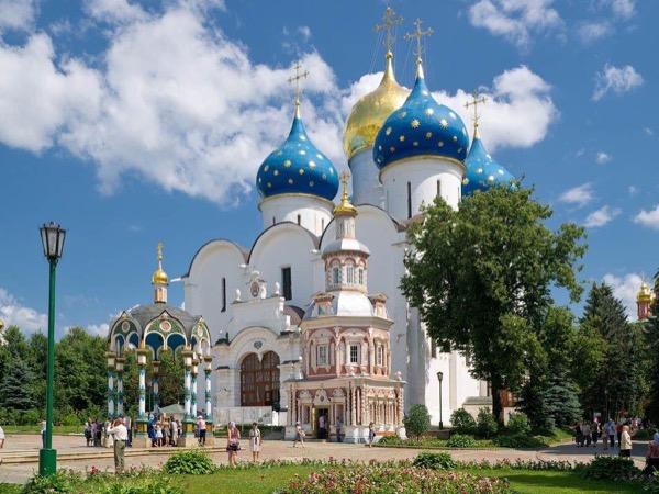 Private tour guide Nadezhda